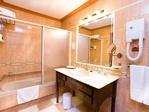 Baño Doble Uso Individual Habitación doble Uso Individual  Hotel San Agustín Beach Club Gran Canarias