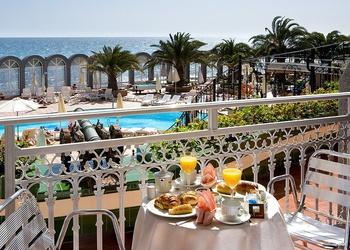 DESAYUNO BUFFET Hotel San Agustín Beach Club Gran Canarias
