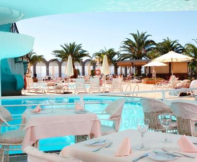 Restaurante-Terraza Hotel San Agustín Beach Club Gran Canarias
