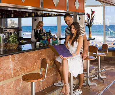 Bar Hotel San Agustín Beach Club